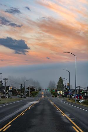 Oak Harbor, WA Sunrise