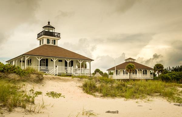 Boca Grande Lighthouse and Quarters