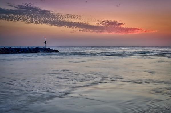 Morning Glow - Jupiter Inlet