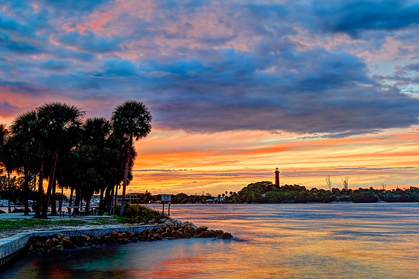 Inlet Sunset