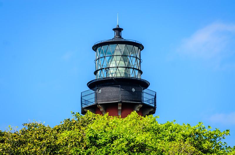 Jupiter Lighthouse - Tip top