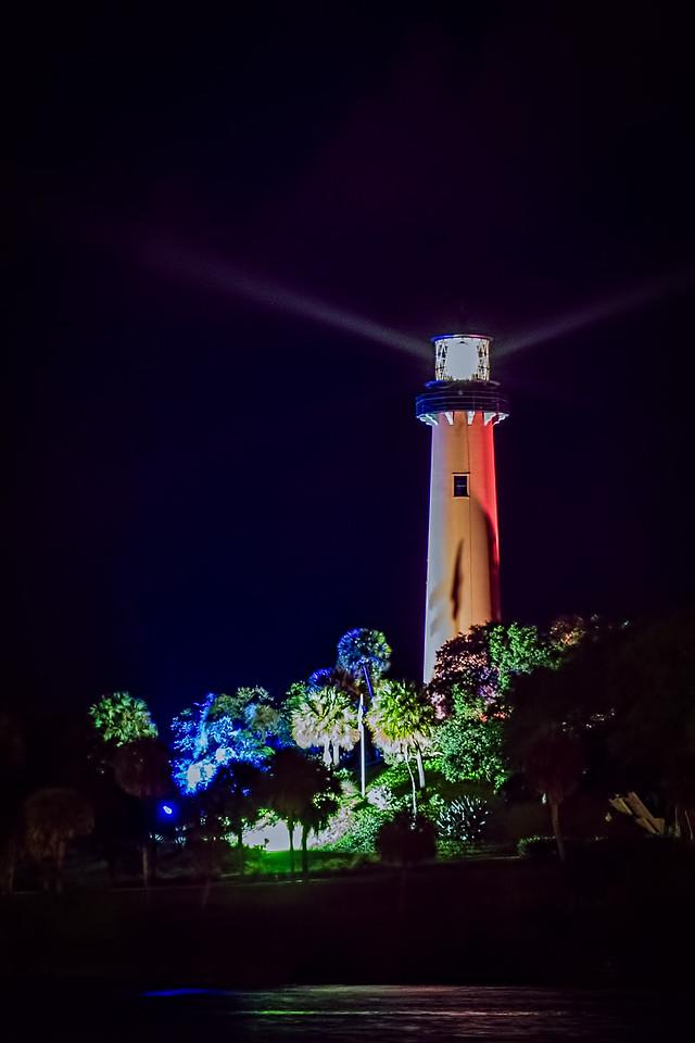 Jupiter Lighthouse for Paris