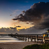 Civil Twilight - Juno Beach Pier