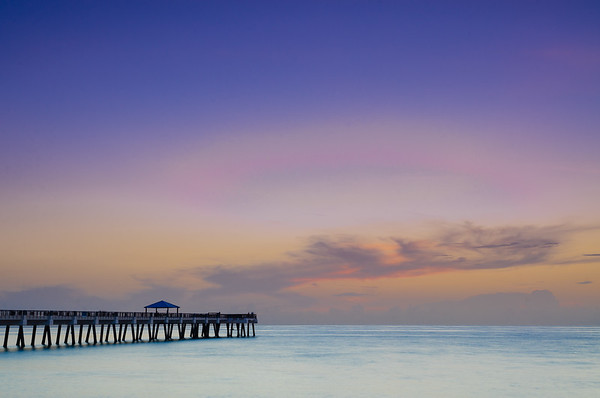Juno Beach Pier - June 27, 2015