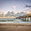 Juno Beach Pier - Morning