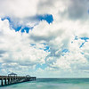 Juno Beach Pier - Panoramic