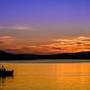Lobster Boat Sunrise