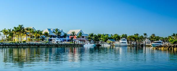 Old Bahama Bay - Panoramic