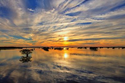 """""""Merritt Island Sunset"""""""