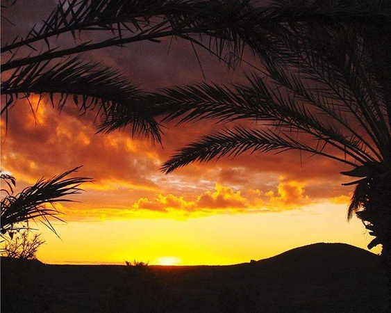 Tenerife sunset, Canary Islands