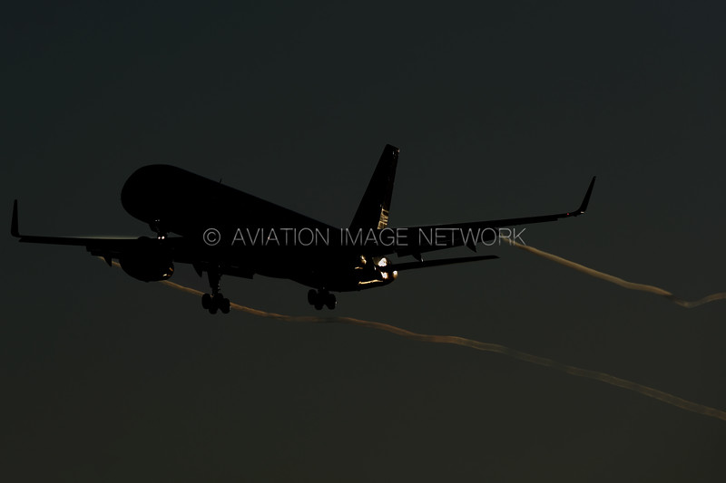 Boeing 757-224 | Continental Airlines