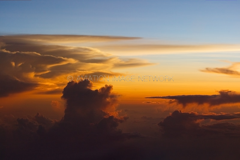 Skyscape | Indian Ocean