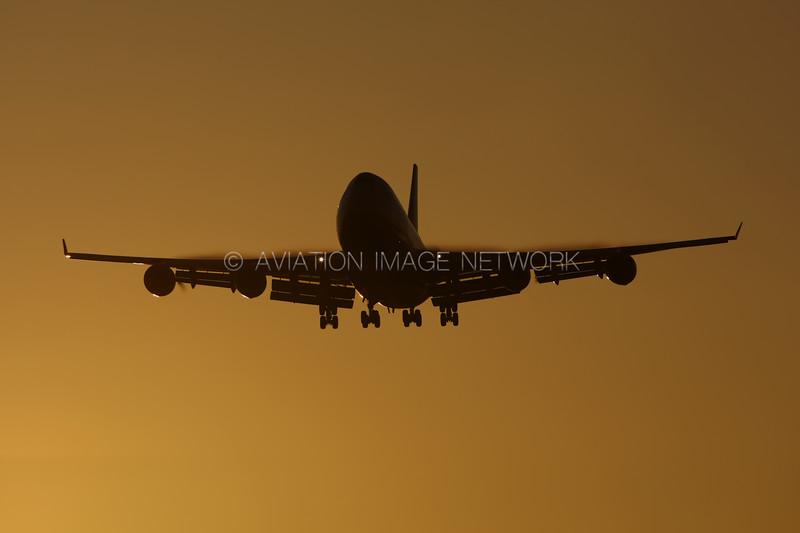 Boeing 747-436   British Airways