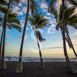Sunset Big Island