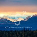Sunset Foraker