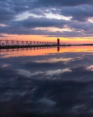 South Haven Reflections