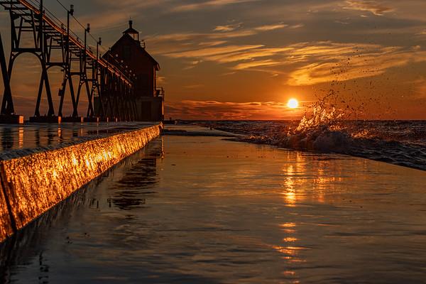 Golden Lake Michigan II
