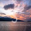 Sunset South-East Alaska