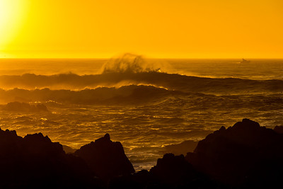 Monterey Sunset 063