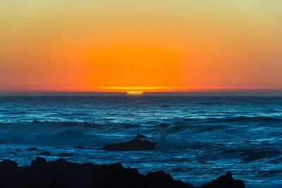 Monterey Sunset 150