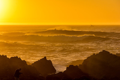 Monterey Sunset 062