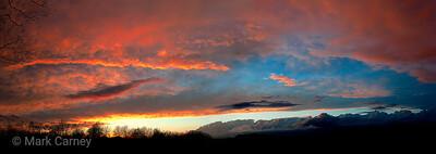 december 17 sunset