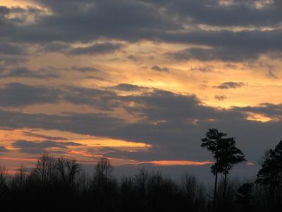 Sunset 20071213