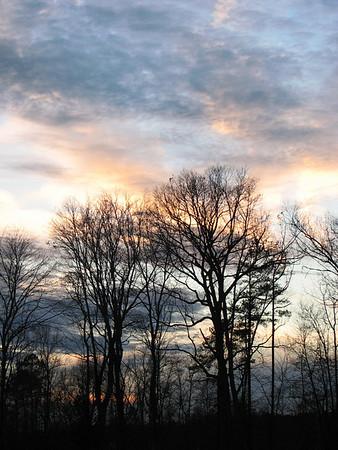 Sunset 20071218