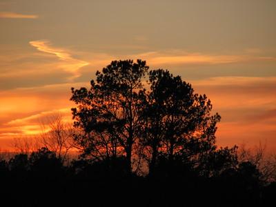 Sunset 20080104