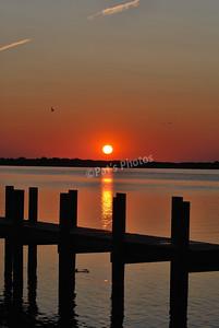 Sunrise, Ocean City Maryland