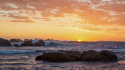 Sunset at Paternoster