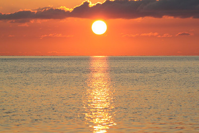 keys sunset