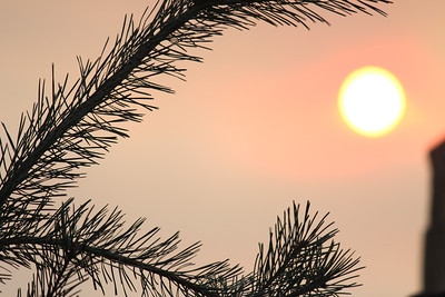 Sunrise , sunsets