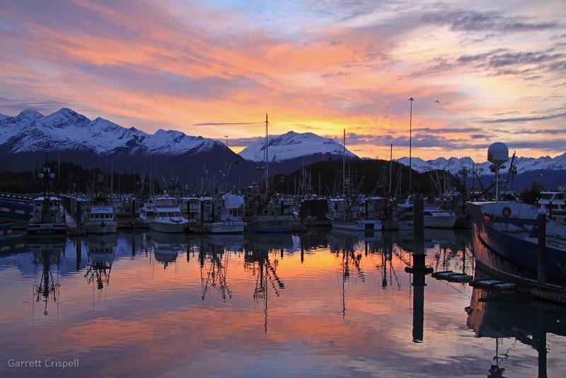 Valdez Sunrise