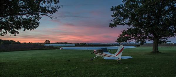 Hopewell airstrip