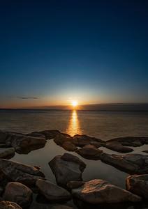 Reflections Of Block Island Sound