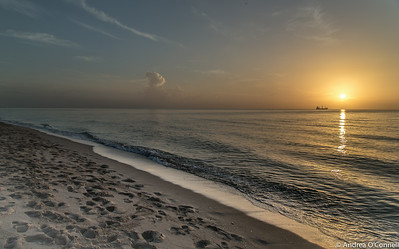 Sunrise at Fort Lauderdale Beach III