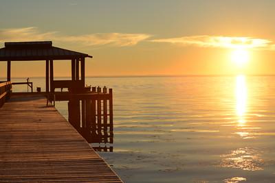 Galesville sunrise