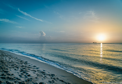 Sunrise at Fort Lauderdale Beach I