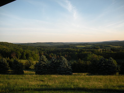 Scenic View at Laurel Hill