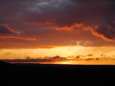 September 8 Sunrise