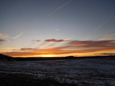 Sunrise Jan 20 18