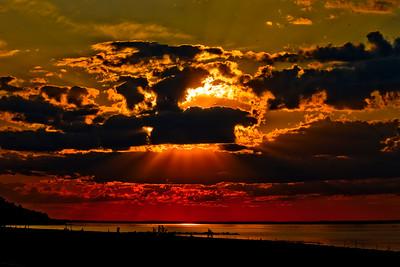 Sunrise/Sunset I