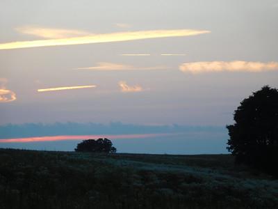 Sunset July 16