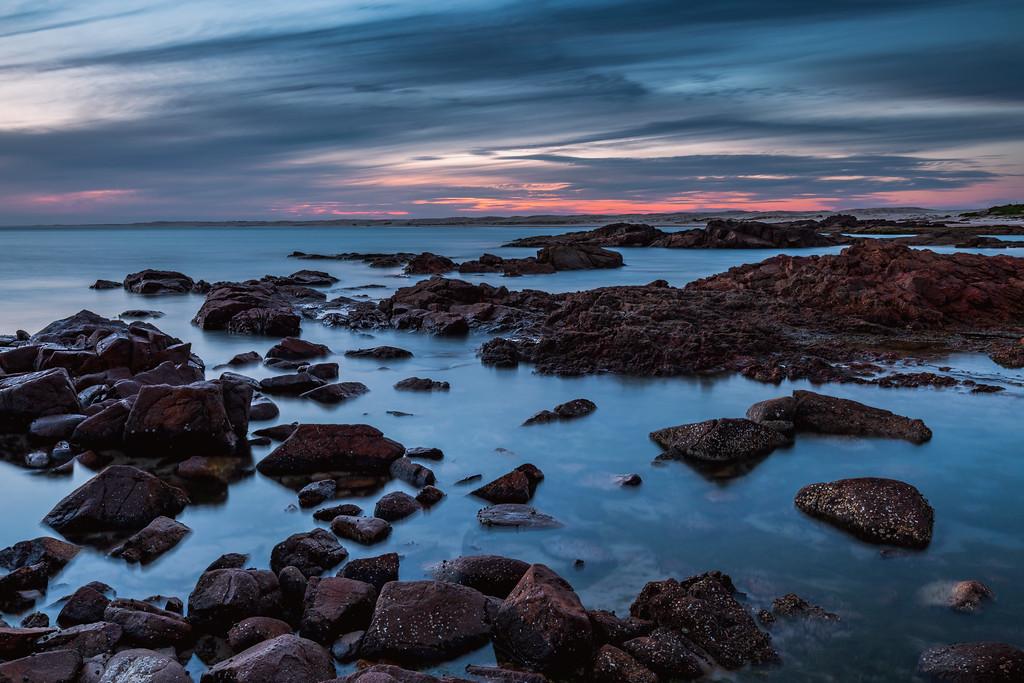 Birubi Point Sunset