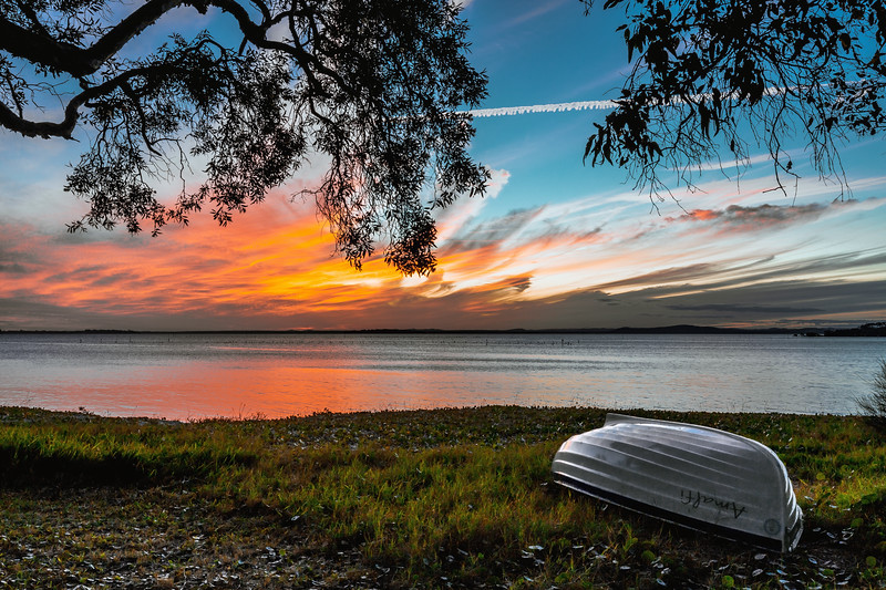 Pearson Park Sunset