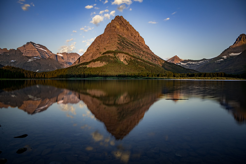 the calm & swiftcurrent