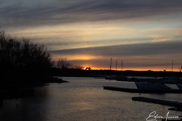 Liverpool Sunset, Pickering, Ontario