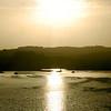 Sunrise as we arrive in Antigua on Serenade of the Seas 11/21/06