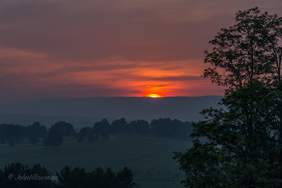 Canaan Valley Sunrise